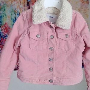 Girl's Toddler Jacket
